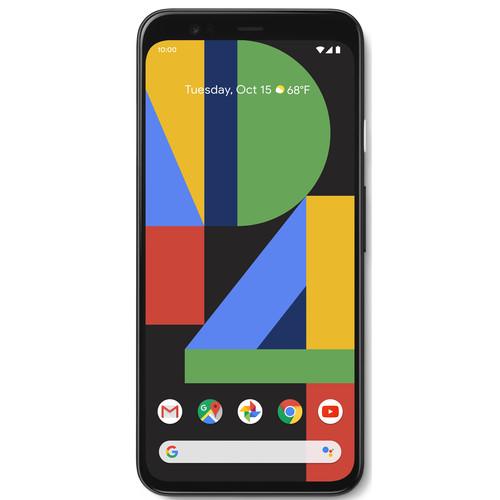 64GB Google Pixel 4 Unlocked Smartphone + $200 B&H Photo e-Gift Card $699 or Pixel 4 XL + E-gc $799 + free s/h