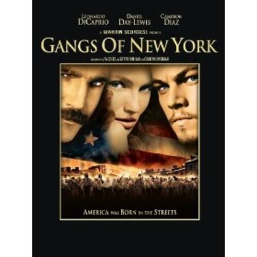 Amazon Digital HD: Gangs Of New York $5