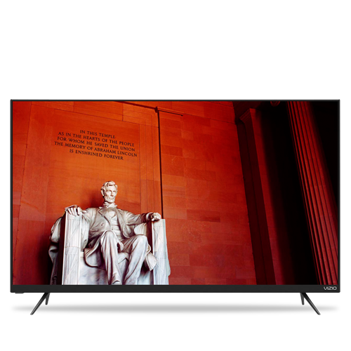 "43"" Vizio M437-G0 Quantum 4K HDR Smart TV + $100 Dell e-Gift Card $310 after $50 Slickdeals Rebate + free s/h"
