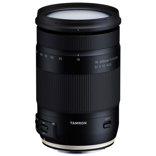 Tamron 18-400mm f/3.5-6.3 Di II VC HLD Lens (Canon or Nikon) $439 (or less) + free s/h