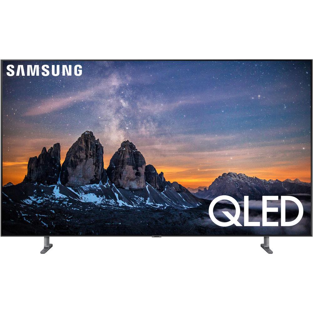 "55"" Samsung QN55Q80RA Q80 QLED Smart 4K UHD TV $1099 + free s/h"