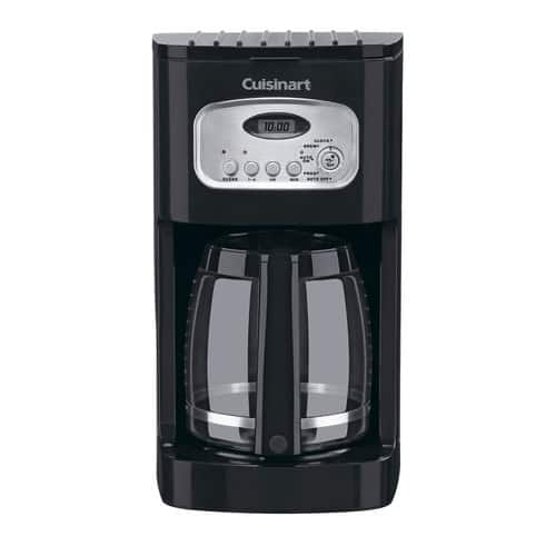 (refurb) 12 Cup Cuisinart DCC-1100 Programmable Coffeemaker  $25 w/ free s/h