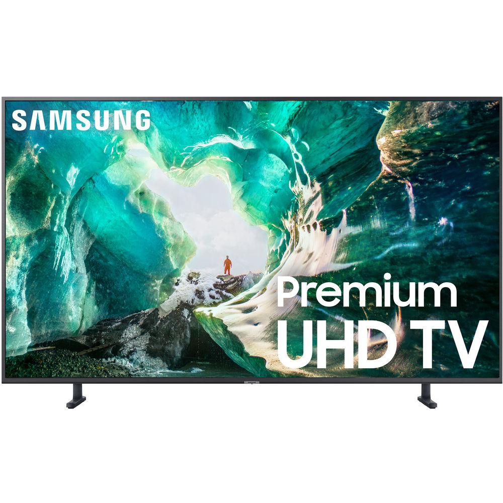 "55"" Samsung UN55RU8000 LED Smart 4K UHD TV $500 + free s/h"