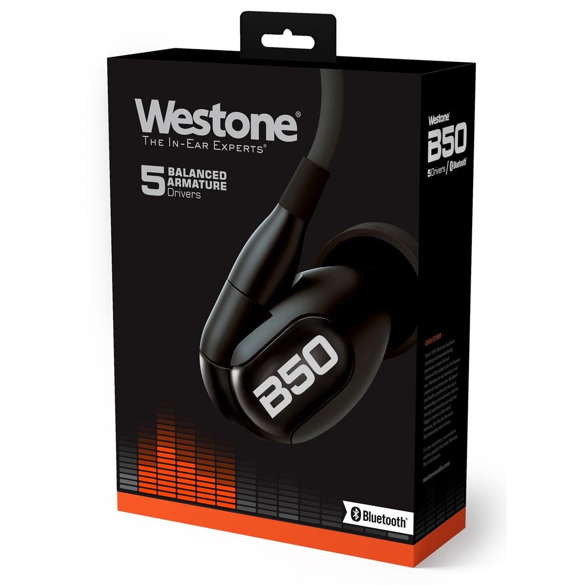 Westone B50 Five-Driver Earphones w/ Extra Cable $299 + free s/h