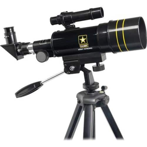 US Army 60mm Refractor Telescope $20 + Free Shipping