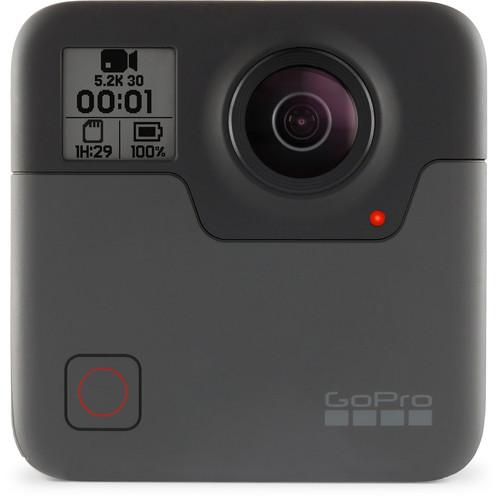 GoPro Fusion 5k x 2k Camera $199 + free s/h