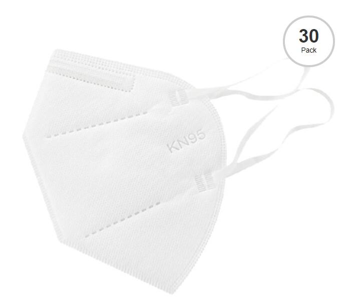 (B&H Photo) 30-pack BEBAY KN95 Disposable 5-Layer Face Mask ($2 per mask) $60 + free expedited shipping
