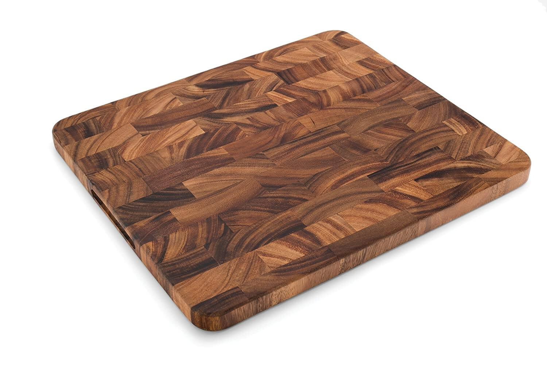 "14 x 16"" Ironwood Gourmet Oslo End Grain Cutting Board $20 @ Amazon"