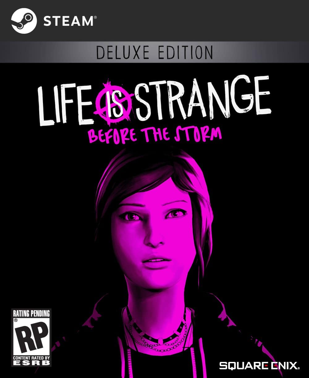 Life is Strange: Before the Storm Deluxe Edition [Online Game Code] $5 @ Amazon