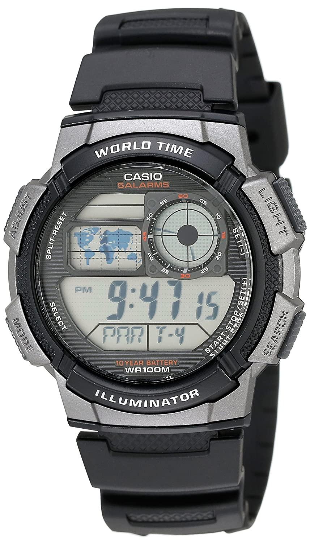 Casio Men's AE1000W-1B Watch $5 @ Amazon