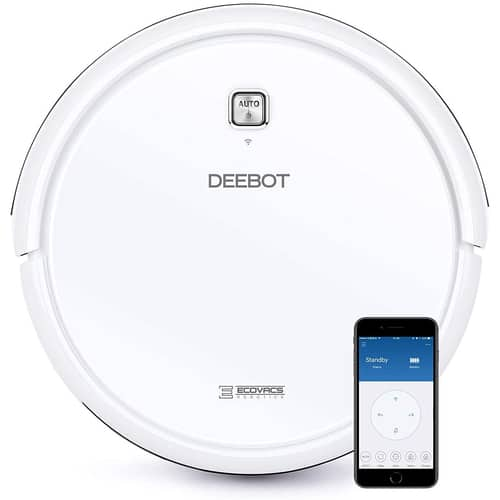 Refurb Ecovacs Deebot N79w The Multi Surface Robotic