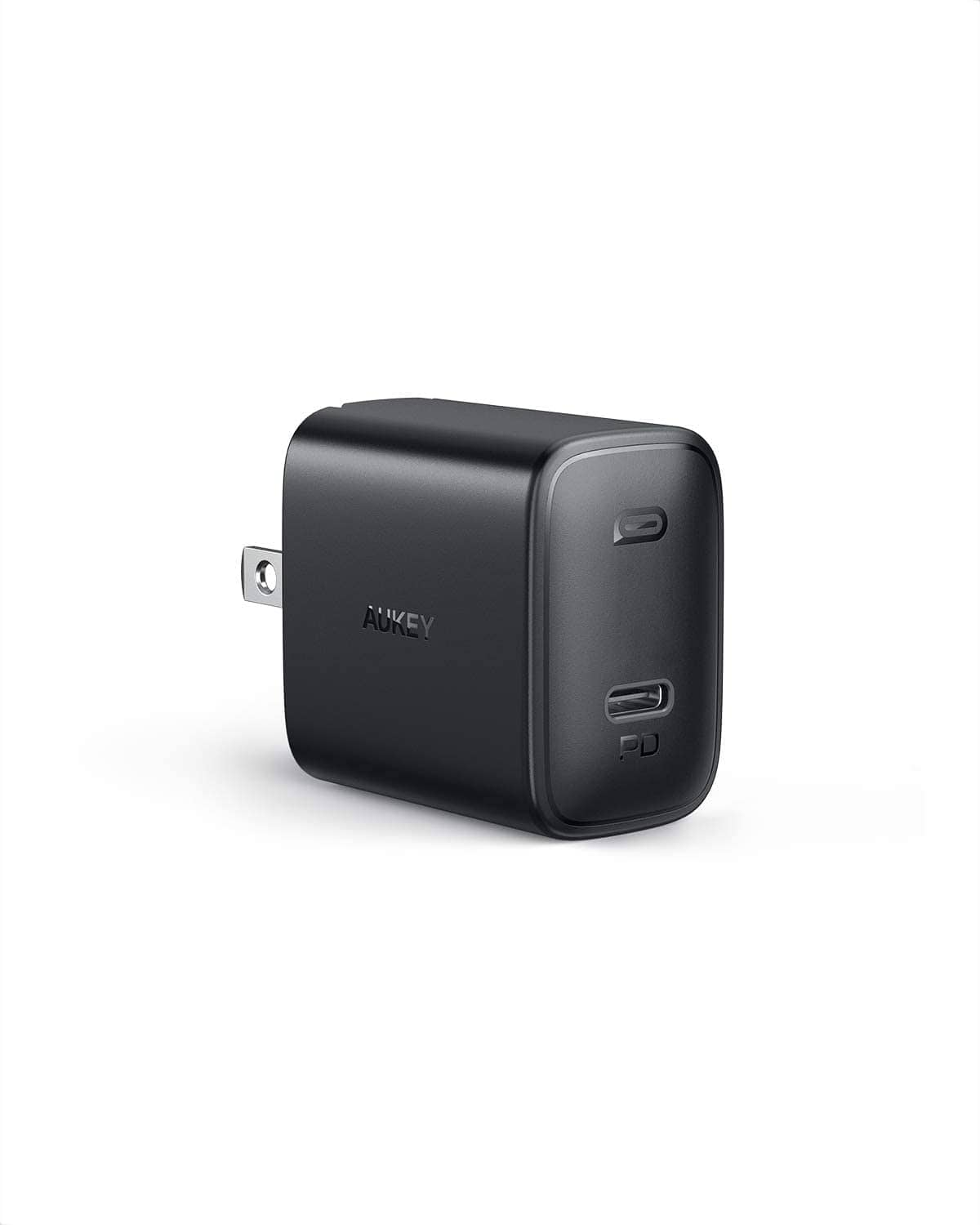 Aukey 18w Power Delivery 3.0 USB C Charger $8.88
