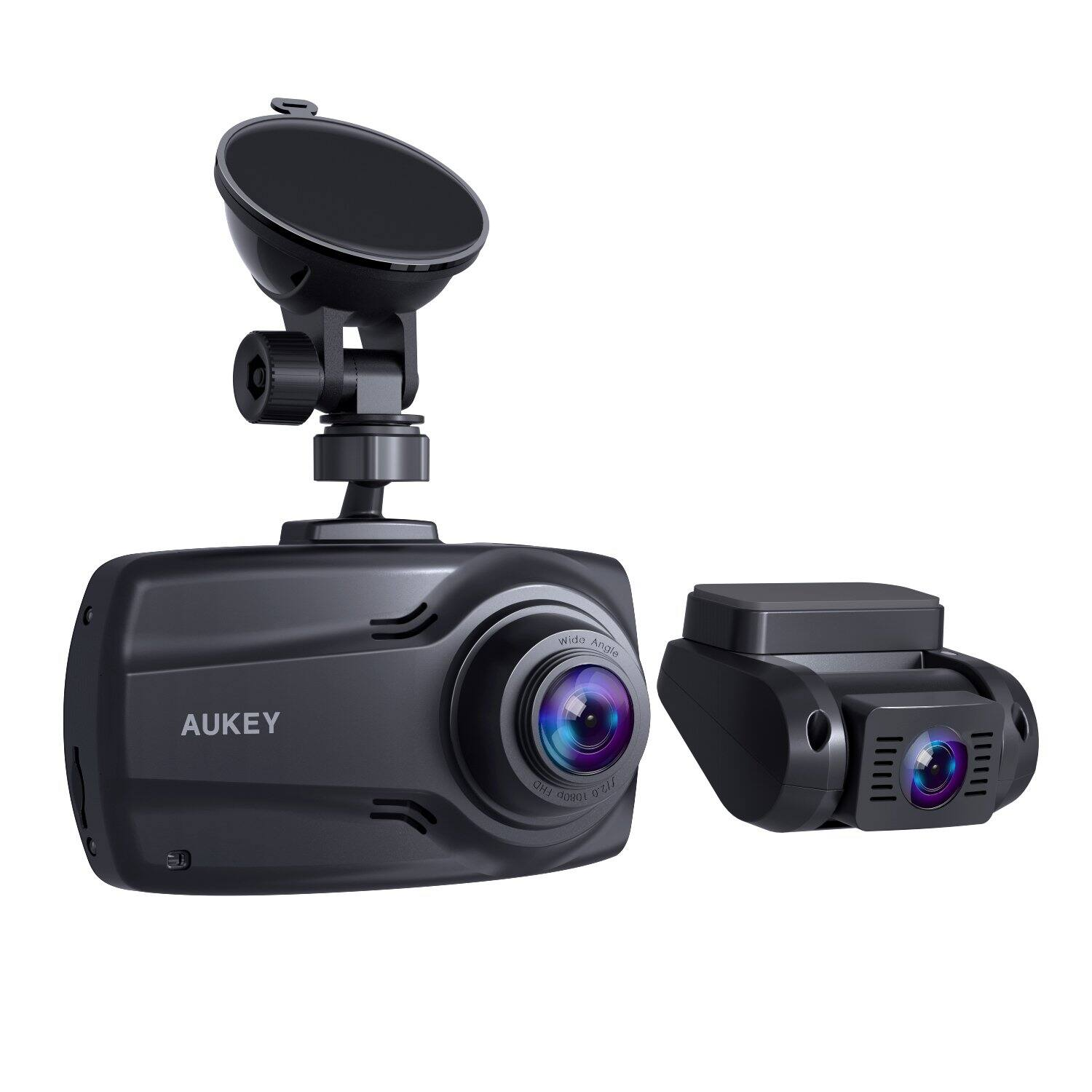 Aukey DR03 Supercapacitor 1080p Front and Rear Dash Cameras $75 + free s/h
