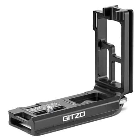 Gitzo Aluminum L-Bracket for Sony a7R III & a9 $100 + free s/h
