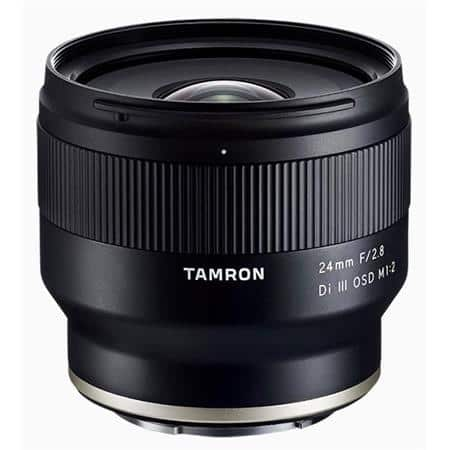 Tamron 24MM F/2.8 DI III OSD Lens for Sony FE $249 + free s/h