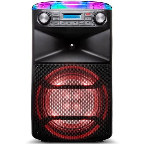 Ion Audio iPA107 Block Party Ultra 120W Karaoke PA System w/ Voice Effects $119 + free s/h
