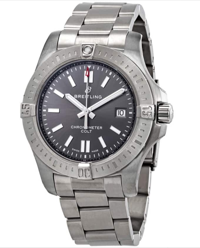 Breitling Chronomat Colt Automatic Watch $1995 + free s/h