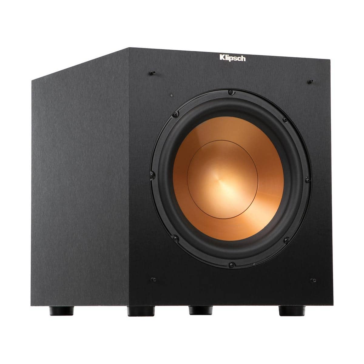 "Klipsch Reference R-10SW 10"" 300W Powered Subwoofer $164 + free s/h"