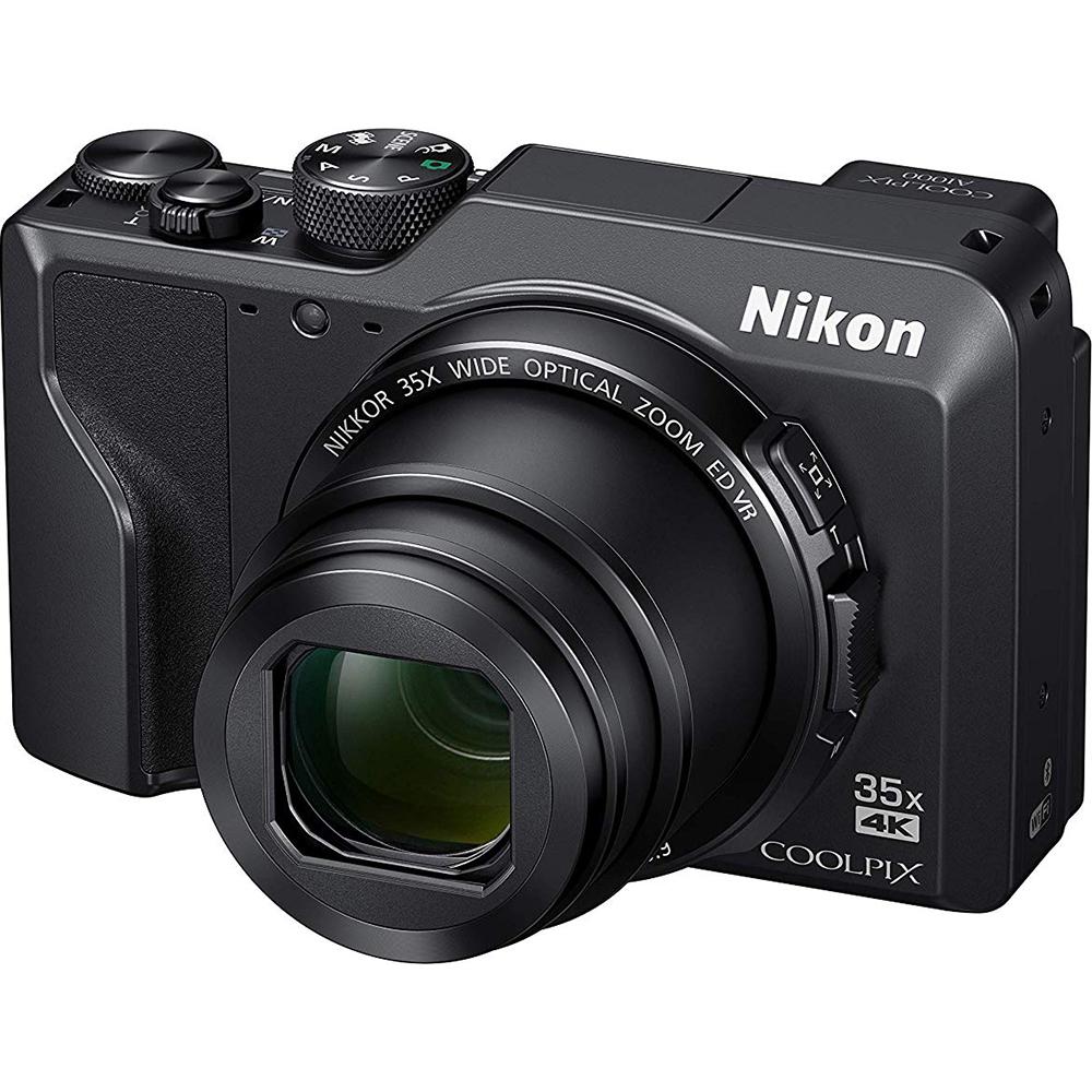 Nikon 1000 16MP 35x Optical Zoom 4K Camera (Factory Refurbished) $259 + free s/h