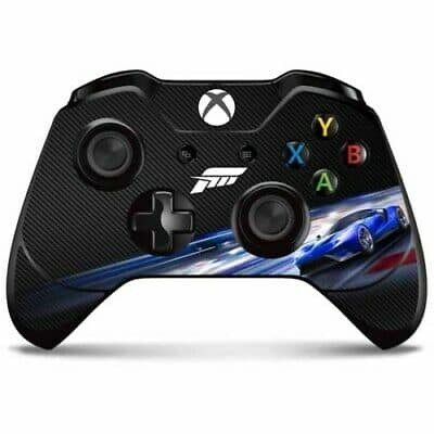 Microsoft Forza Motorsport 6 Vinyl Skin Sticker Decal for Xbox One Controller $1 + free s/h