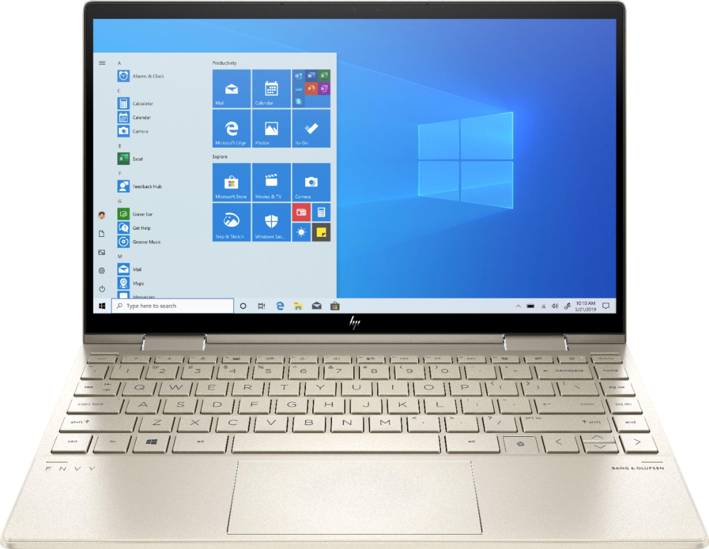 "HP - ENVY x360 2-in-1 13.3"" Touchscreen Laptop:  i7-1165G7, 8GB, 512GB SSD, 13,3"" 1080p  $750 + Free s/h"