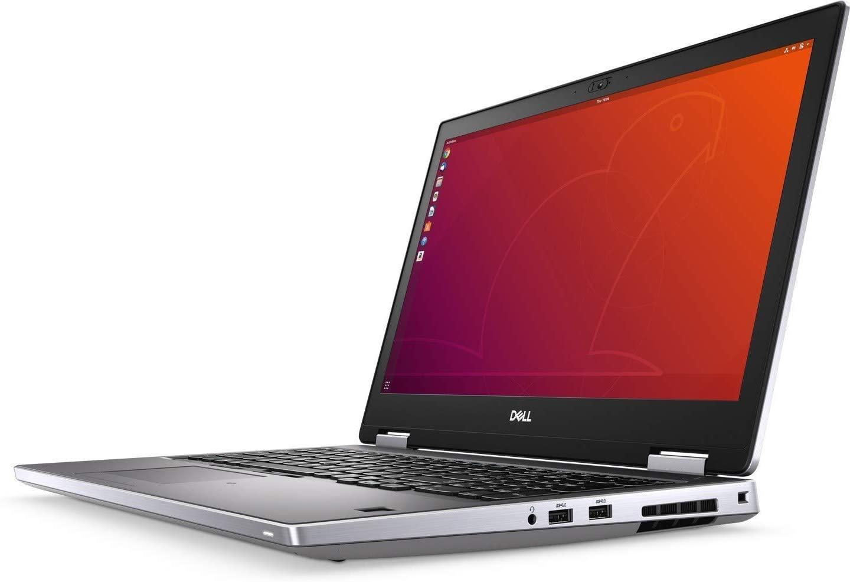 """Dell Precision 7540 Laptop: i7-9850H, Quattro T2000, 8GB, 256GB SSD, 15.6"""" 1080p, WiFi 6 $1269 + free s/h"""