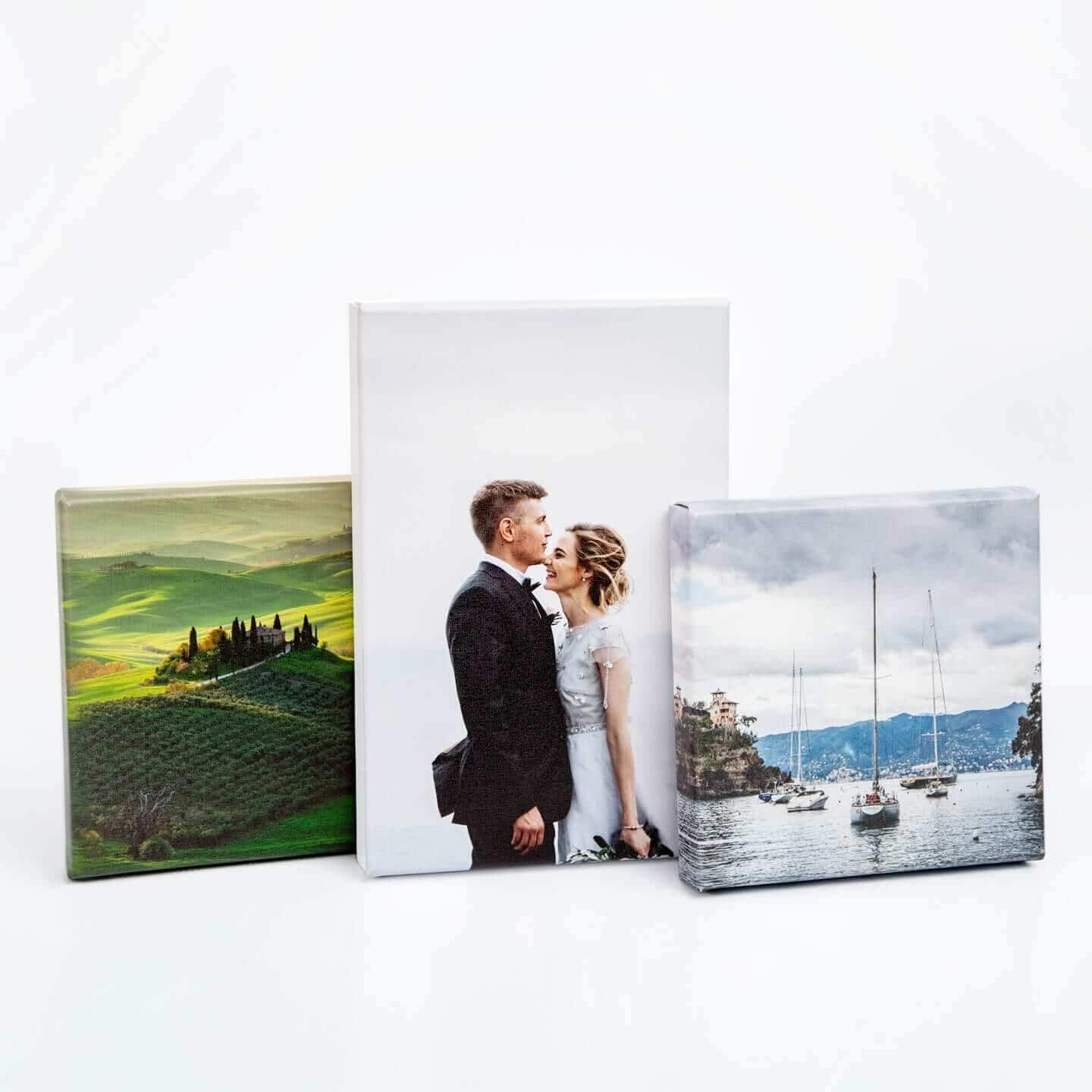 Printique: 40% off 11x14: Canvas Prints: $28 + s/h or 2 for $56 + free s/h