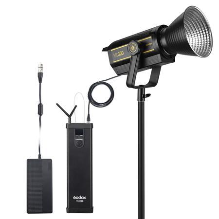 Godox VL300 300W LED Video Light $499 + free s/h