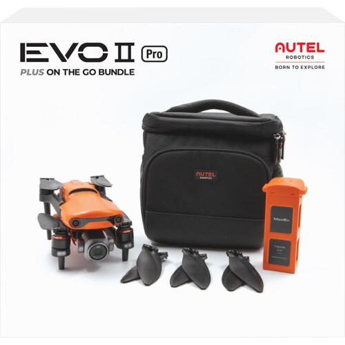 Autel Robotics EVO II PRO 6K Drone Plus On-the-Go Bundle $1449 + free s/h