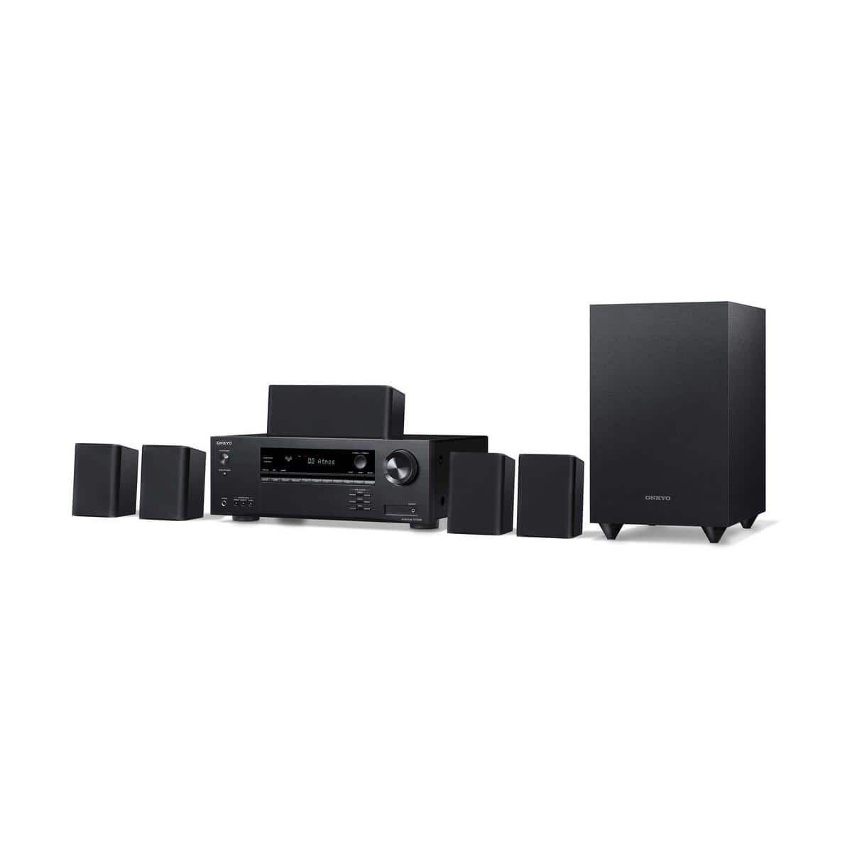 Onkyo HT-S3910 5.1-Channel Home Theater System $319 (or less w/ SD Cashback) + Free Shipping
