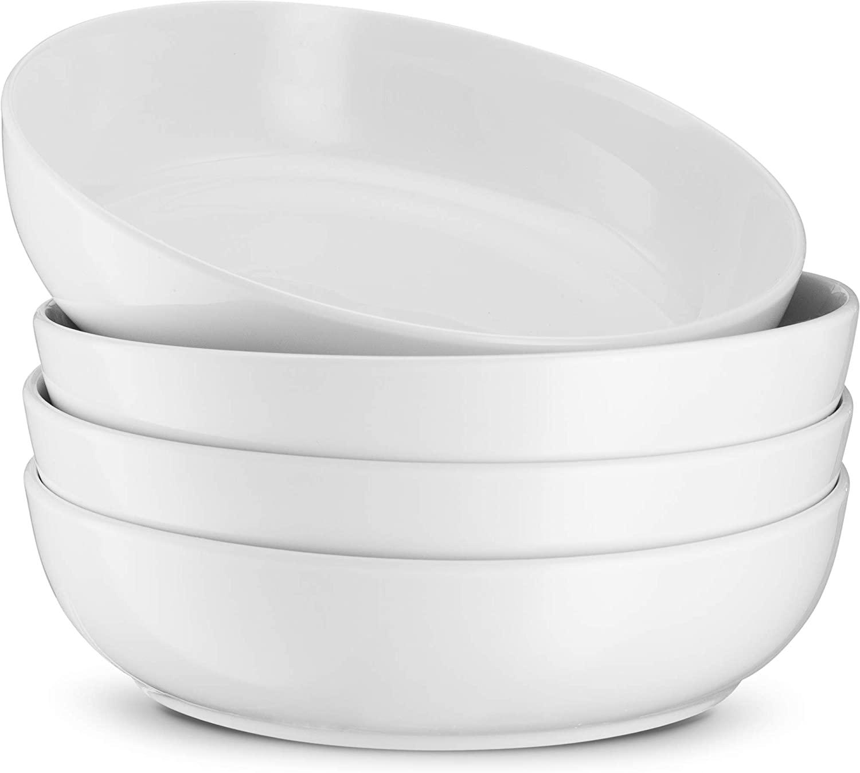4-pack of 32oz Kook Ceramic Pasta / Salad Bowls $18.73 + free s/h @ Amazon