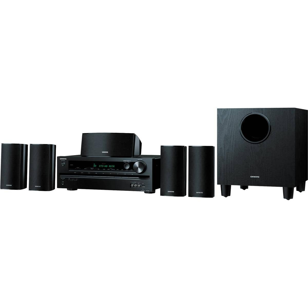 Onkyo HT-S3910 5.1-Channel Home Theater System $319 + Free S/H@ Adorama