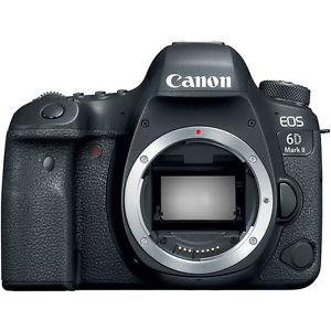 Canon EOS 6D Mark II DSLR Camera (Body Only) $1379.99