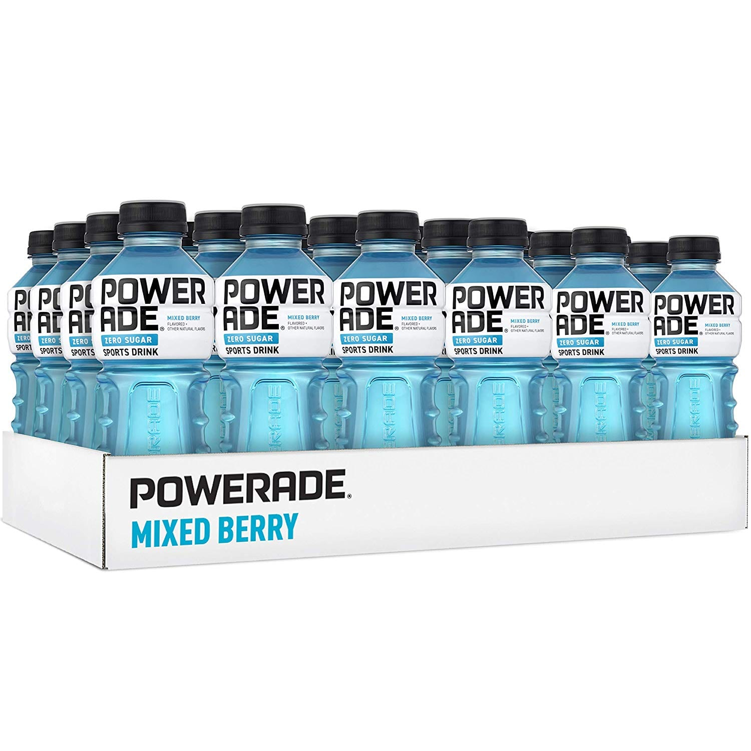 24 Pack of Various Powerades Sports Drinks Only $10.47