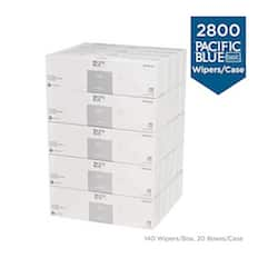 20 Rolls of Accuwipe Pacific Blue Basic 3-Ply Disposable Delicate Task Wipers $17.35 ($75 at Amazon)