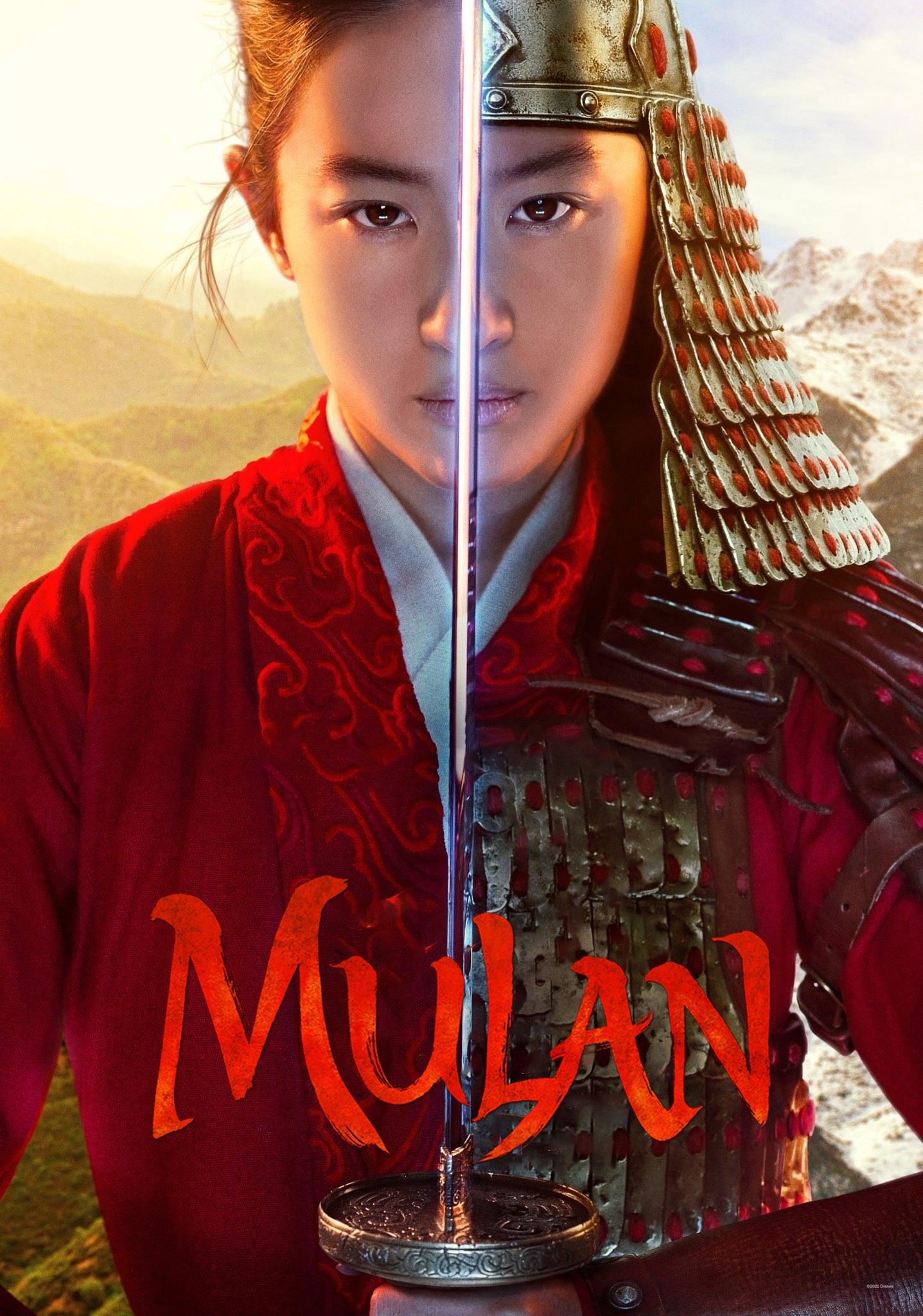 Mulan 2020 Digital 4k Uhd 3 Vudu Credit Vudu Preorder 29 99