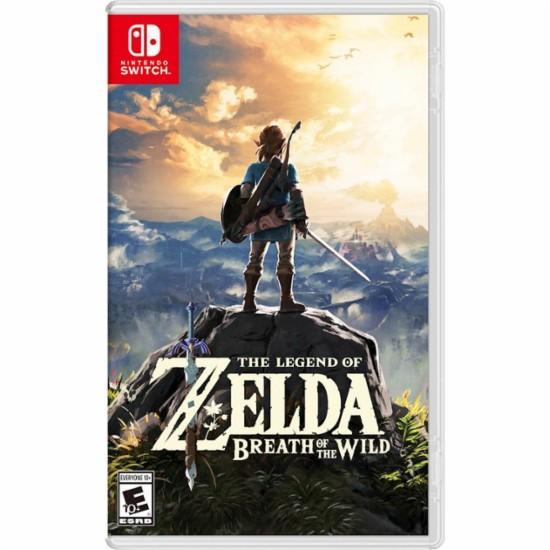$41 Nintendo The Legend of Zelda: Breath of the Wild - Nintendo Switch
