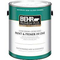 Home Depot Deal: BEHR $10 off 1 Gallon $40 off 5 Gallon Pails! Expires July 6th.