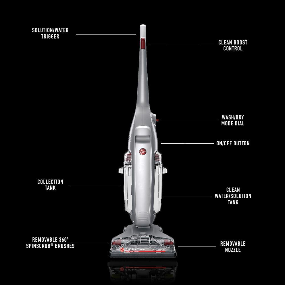 $40 Price drop: Professional Series Model Number:FH40160 FloorMate Deluxe Hard Floor Cleaner $149 @ HD &/or Hoover