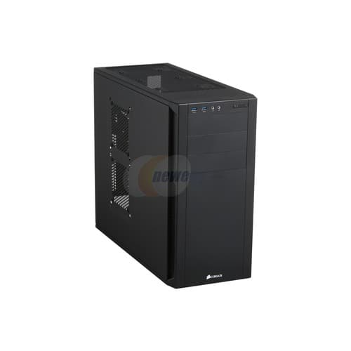 Corsair Carbide Series 200R Black Steel / Plastic ATX Mid Tower Case - $34.99 AR/FS @ Newegg