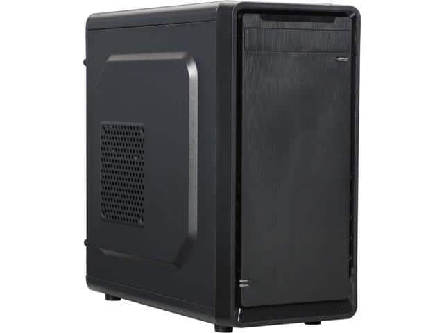 ROSEWILL Micro ATX Mini Tower Computer Case - SRM-01 - $19.99 Free Shipping