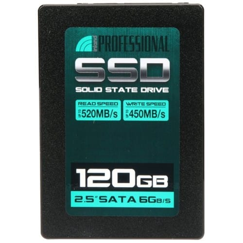 "Inland Professional 120GB SATA III 6Gb/s 2.5"" Internal Solid State Drive - $29.99 Free Shipping"