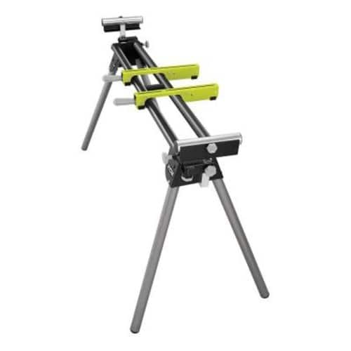 Ryobi Universal Miter Saw Stand with Tool-Less Height Adjustment - $59.97 Free Shipping