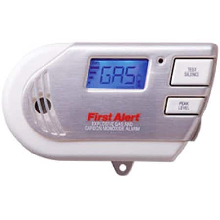 First Alert  Combination Explosive Gas and Carbon Monoxide Alarm  $35.71, Kidde NightHawk AC/DC Digital CO/Carbon Monoxide Alarm $24.67 @ Walmart.com