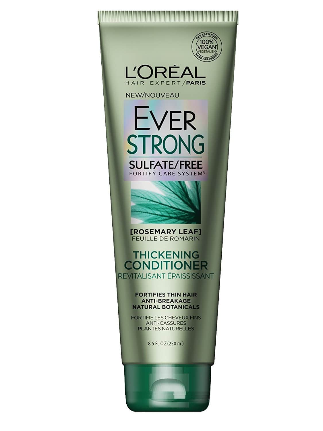 L'Oréal EverStrong Sulfate Free Thickening Conditioner, 8.5 fl. oz.