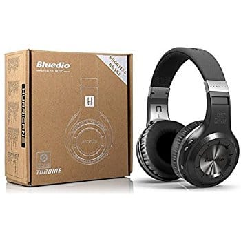 Bluedio Wireless Noise Cancelling Headphones w/  Stereo Sound & Soft Memory-Protein Earmuffs for $18 + Free Shipping@Amazon