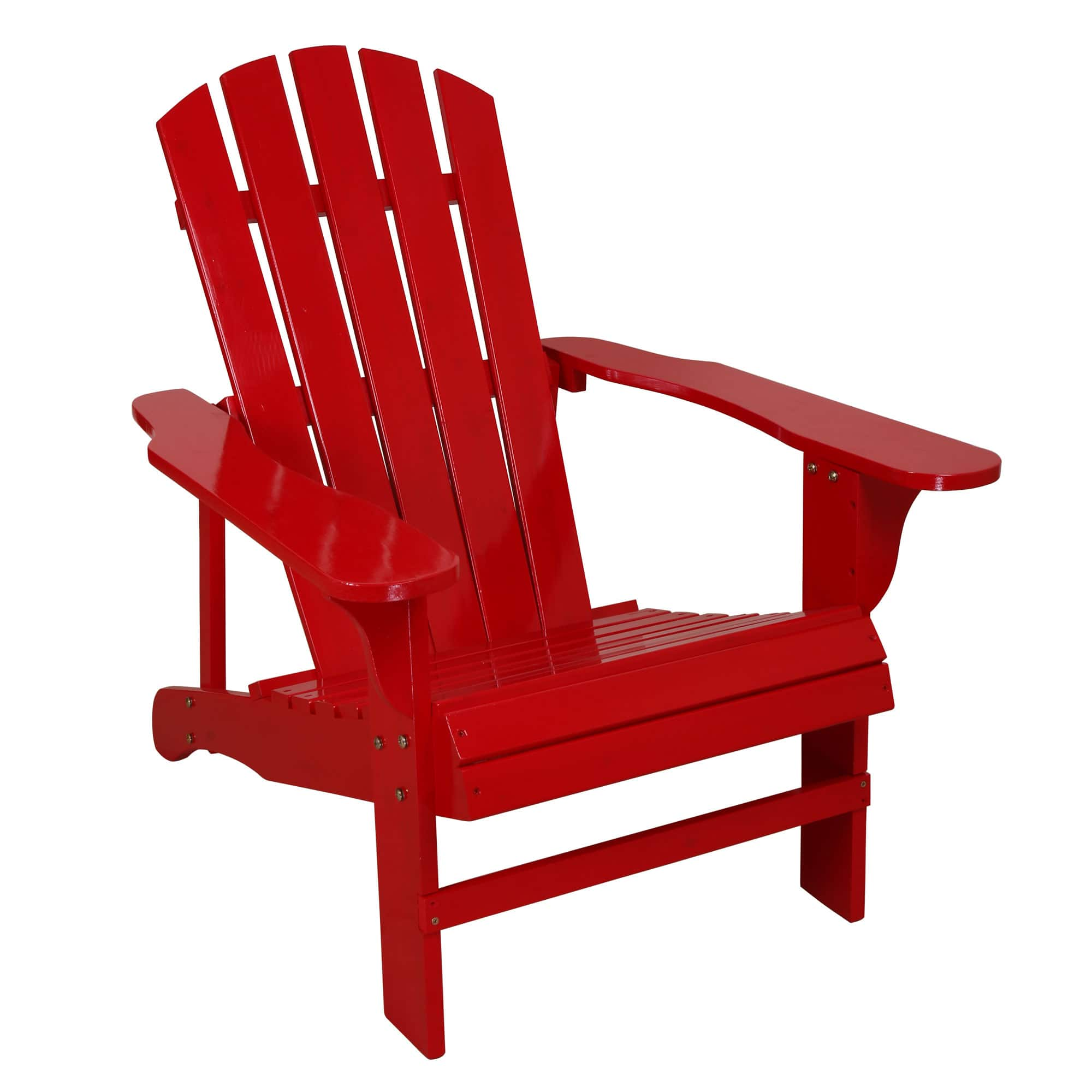 Amazon Sale Adirondack Chair Red for 50% OFF/ After code price 48 & Free Shipping $48