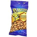 Amazon has Planter Peanuts, Honey Roasted, 12 pack/6oz for $13.06 w/ 5% S&S & Coupon (or $10.08 if 20% S&S)