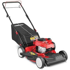 Midwest/Northern US Lowes Stores: Troy-Bilt TB200 21-in Self-propelled Gas Lawn Mower (Clearance YMMV) $134.5