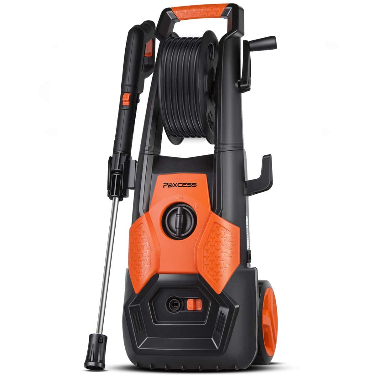 PAXCESS Electric Pressure Washer, 2150 PSI 1 85 GPM $127 5